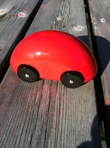 Streamliner Red